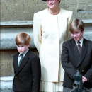 People : la princesse Diana, William et Harry