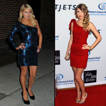 Top FLop Paris Hilton vs Taylor Swift
