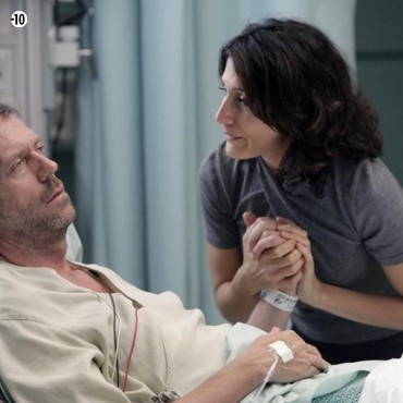 Dr Gregory House (Hugh Laurie) dans Dr House Saison 04 Episode 16