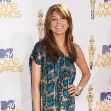 MTV Movie Awards Eva Mendes