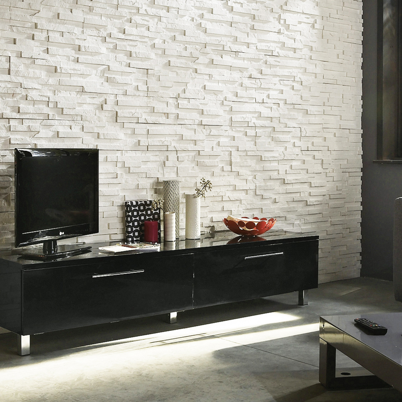 de nouvelles ambiances d co canon chez castorama un faux. Black Bedroom Furniture Sets. Home Design Ideas
