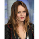Vanessa Paradis cheveux tie and dye
