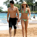 Ashley Tisdale et son petit ami Jared Murillo à Maui pour célébrer l'anniversaire d''Ashley