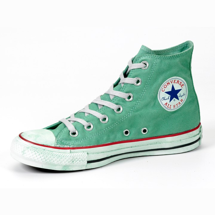 les nouvelles converse all star color es de l 39 t converse montante couleur vert d 39 eau mode. Black Bedroom Furniture Sets. Home Design Ideas