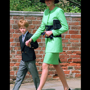 People : la princesse Diana et le prince Harry