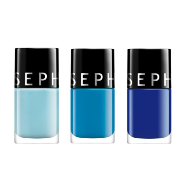 Vernis color hit Sephora Jacuzzi, Curaçao, Will you jump à 4,90 euros