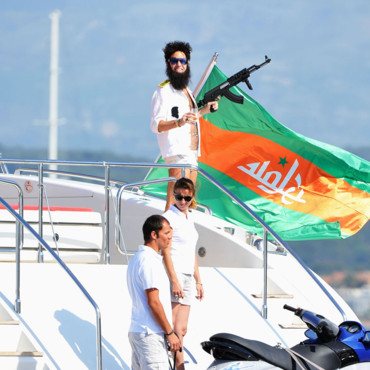 The Dictator à Cannes 14
