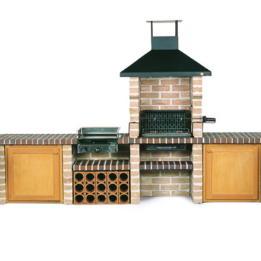 Barbecue pacema objet d co d co for Modele de barbecue exterieur en brique