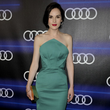 Michelle Dockery à Los Angeles le 21 août 2014
