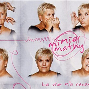 Couv CD Mimie Mathy