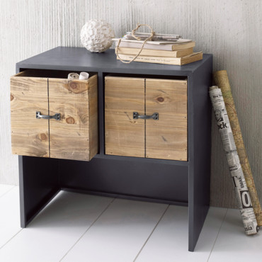 5 id es pour customiser sa table de chevet astuces d co. Black Bedroom Furniture Sets. Home Design Ideas