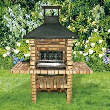 Barbecue pacema objet d co d co for Foyer brique exterieur
