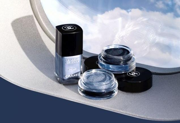 Collection maquillage Chanel été 2012 Blue Illusion bis - 2 juillet