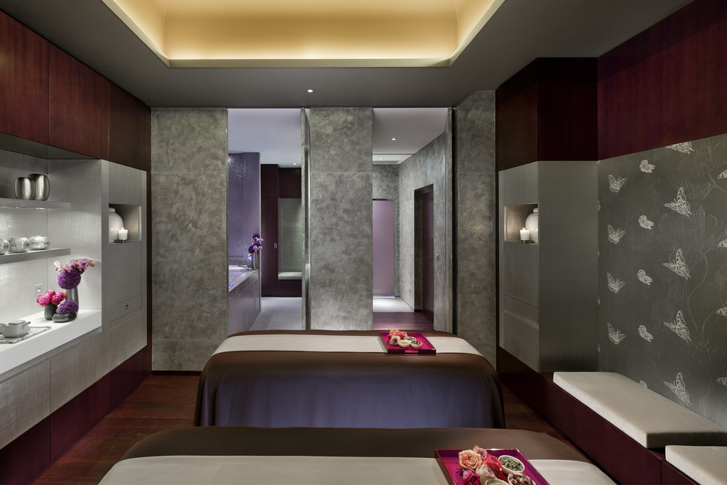 spa de luxe le mandarin oriental the spa to be beaut. Black Bedroom Furniture Sets. Home Design Ideas
