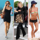 montage stars maigres Kate Moss Miley Cyrus