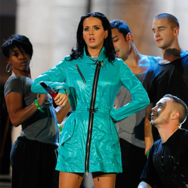 Katy Perry rend le K Way fashion