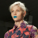 Tendance coiffure 2012 Fashion Week : Love by Richard Chai