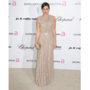 Ashley Tisdale en robe de soirée Jenny Packham
