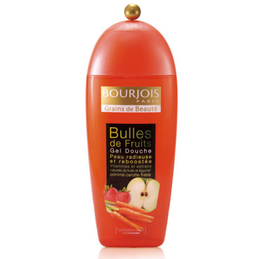 Gel douche Bulles de Fruits Bourjois
