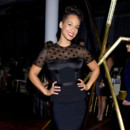 Alicia Keys au défilé Jason Wu le 6 septembre 2013 à la Fashion Week de New York