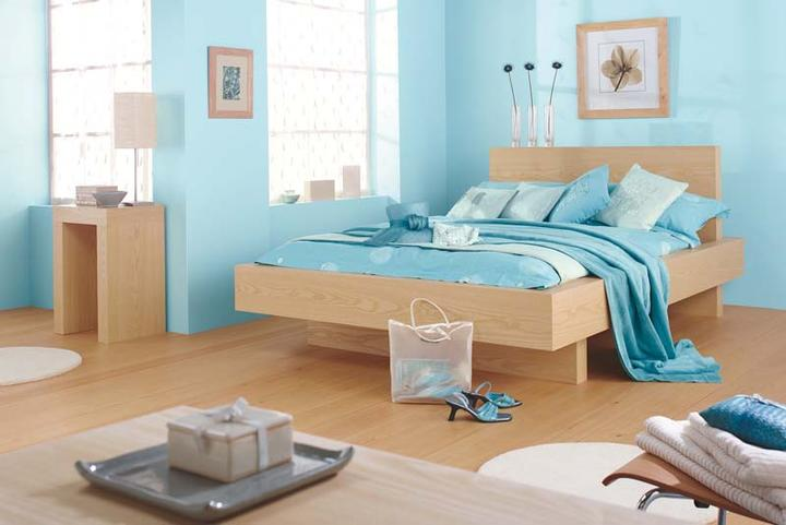 la d co tout en bleu astuces d co. Black Bedroom Furniture Sets. Home Design Ideas