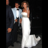 Photo : Jennifer Lopez et Marc Anthony ultra-chics !