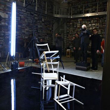 Karl Lagerfeld collabore avec Cassina