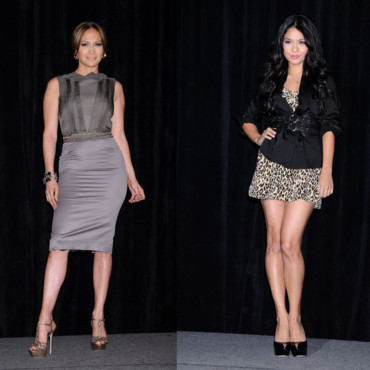 Top Flop Jennifer Lopez vs Vanessa Hudgens