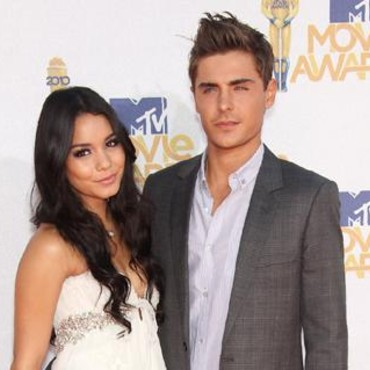 MTV Movie Awards Vanessa Hudgens et Zac Efron