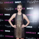 Amanda Seyfried, sublimée dans sa robe à sequins à Los Angeles