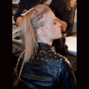 Tendance coiffure 2012 Fashion Week : Downtown Chic Nicholas K