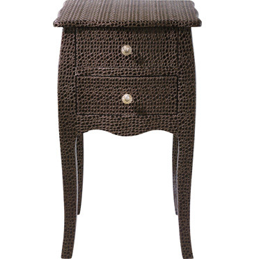 Commode Croco d'Atlas - Dco :  furniture crocodile homewares bed table