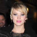 Jennifer Lawrence à New York le 20 novembre 2013 pour la première de Hunger Games Catch Fire