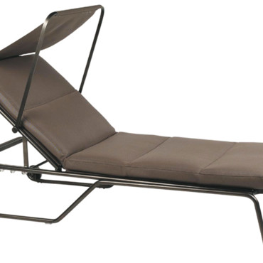 Chaise longue Kettal Collection Toobo