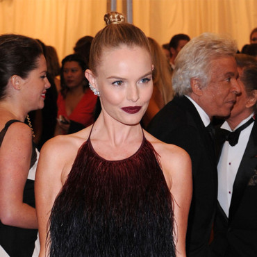 Kate Bosworth en Prada au Met