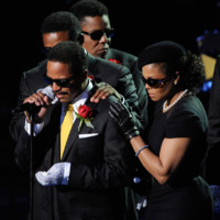 Photo : le discours touchant de Marlon Jackson
