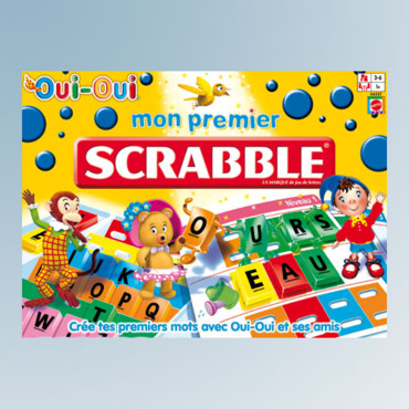 Scrabble enfant