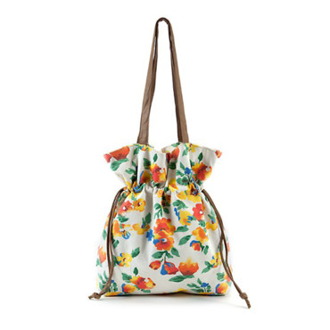 Sac bourse imprimé floral New Look 11,99 euros