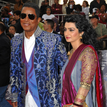 This is it, l'avant-première à Los Angeles : Jermaine Jackson, le frère de Michael Jackson.