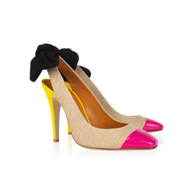Chaussures Carven 375 euros