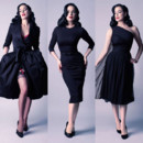 Dita Von Teese lance sa collection de prêt à porter