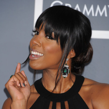 Kelly Rowland lors des Grammy Awards 2013