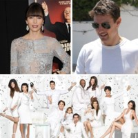 La famille Kardashian, Jessica Biel... Que font les stars pour Nol ?
