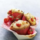 Muffins tomates