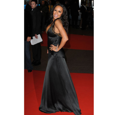 This is it, l'avant-première à Londres : Melanie Brown.