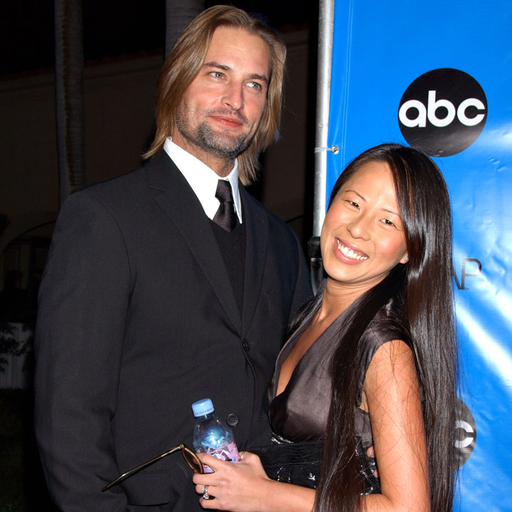 Josh Holloway couple