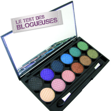 Test beauté : palette maquillage Original i-Divine de Sleek Make up