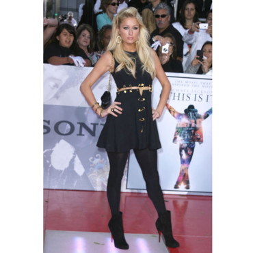 This is it, l'avant-première à Los Angeles : Paris Hilton