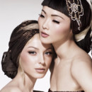 25 ans Make Up For Ever : looks nude caucasien et asiatique