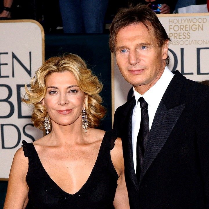 Natasha Richardson couple